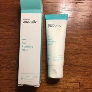 New in box proactiv purifying mask