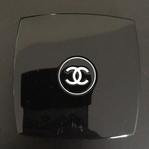 Chanel Quad in purple