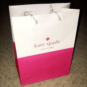 Kate Spade Shopping Bag Gift Bag