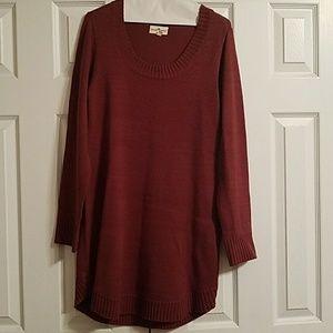 Sweater Dress/Tunic!