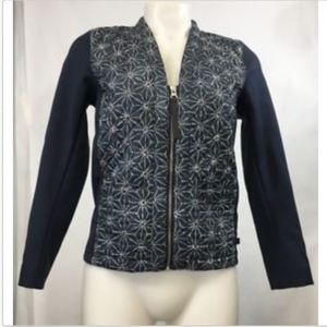 Lululemon 4 Cardigan and Again Quilted Jacket
