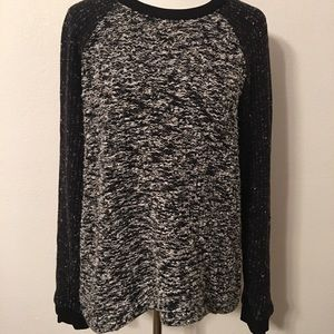 ❤️ OVERSIZED Lou & Grey Speckled Sweater