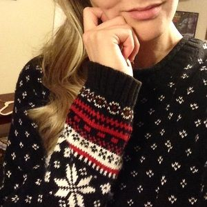 Vintage Holiday Sweater 🎁