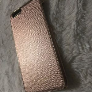 Kate Spade IPhone 6/6s Rose Gold Phone Case