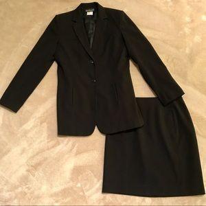 Jacket, bonus skirt