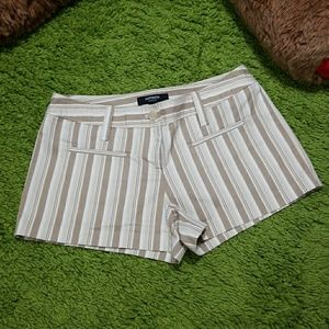 Striped Express Stretch Shorts