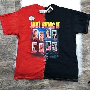 Other - World wrestling federation shirt