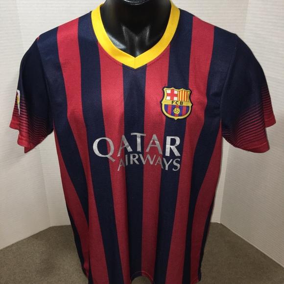FC Barcelona Other - FC Barcelona Lionel Messi Jersey Men s Large 862d19c94