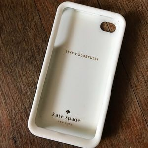 Kate Spade ♠️ IPhone 4 Case