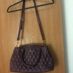 Vera Bradley leather with dust cover