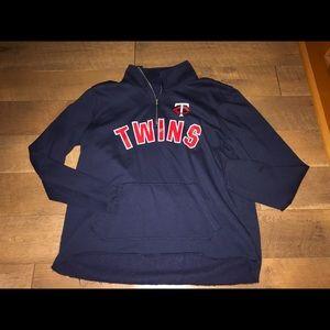 VS 1/4 zip sweatshirt