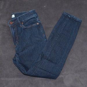 High Waist Skinny Jean