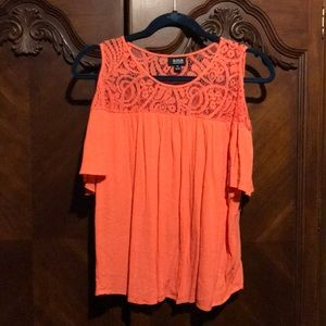 A.n.a Women's SZ M Blouse