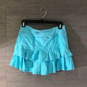 Ivivva Set the Pace Skirt size 14