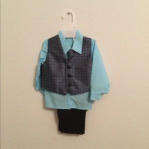 Other - Boys Formal 4 pc Set NEW