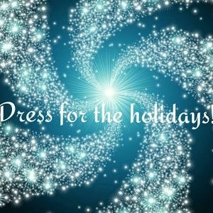 Dresses & Skirts - Holiday party apparel
