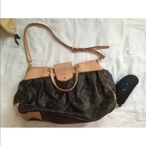Louis Vuitton Boeti GM monogram handbag