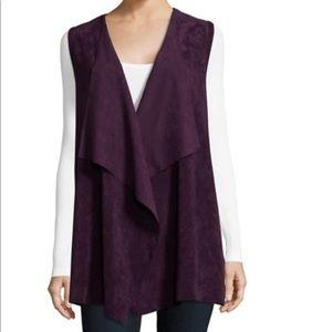 NWT Calvin Klein Asymmetrical Vest