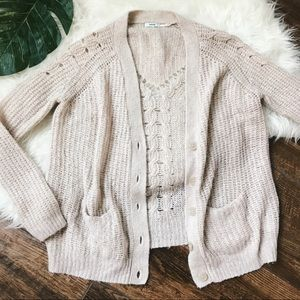 Urban Outfitters • Kimchi Blue Cozy Knit Cardigan