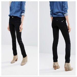 •MIH Jeans• Midrise Long Slim Leg Cords