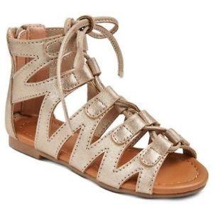 Girls Gladiators Sandals (toddler)