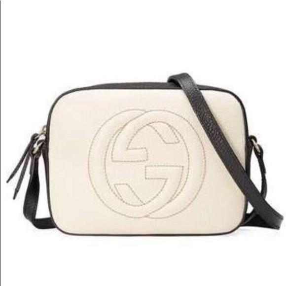 2dac2d4dc23 Gucci Handbags - Gucci soho disco bag