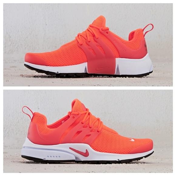 Nike | Air Presto Crimson Sneakers