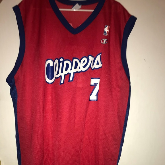 849f9666d35 Lamar Odom Los Angeles Clippers Champion Jersey