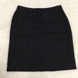 🔴LOFT pencil skirt