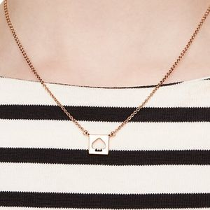 SALE❤️NWT Kate Spade Necklace Gold