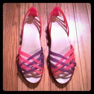 Crocs Jelly Sandals/Flats