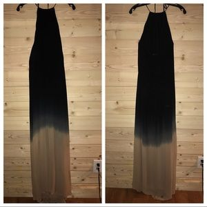 Young Fabulous & Broke Ombré Maxi Dress