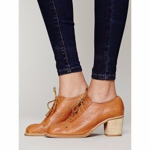 Jeffrey Campbell + Free People Petaluma Block Heel