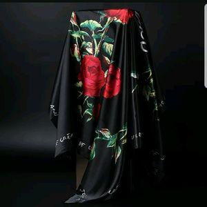Nice black scarf last one