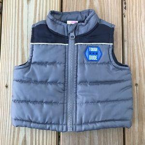 Healthtex Baby Jacket Newborn Vest Jacket