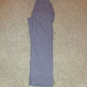 Simply Vera by Vera Wang cropped jeans