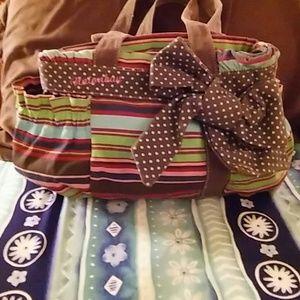 Summer purse by Union Bay.