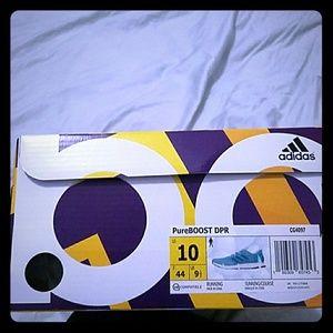 Adidas Pureboost DPR Size 10 Men
