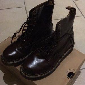 Dc. Martens classic boots