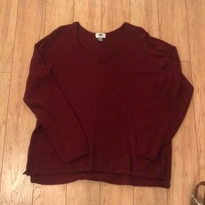 Old Navy Oversized Lounge Sweater