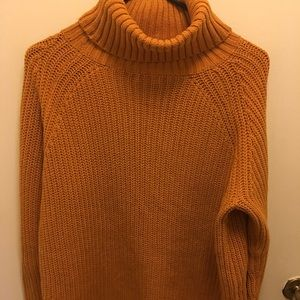 Urban outfitters yellow sweater