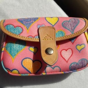 Authentic Dooney and Bourke Wristlet/Wallet