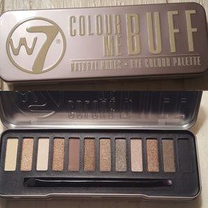 Colour Me Buff Eyeshadow Palette