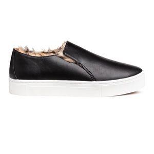 PRETTY SLIP ON SHOES - Warm linen inside! ✨