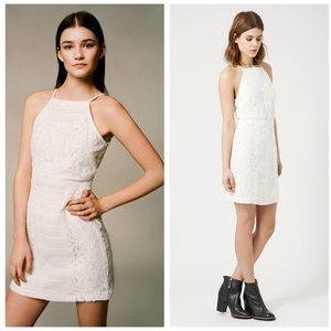 Topshop Lace Dress