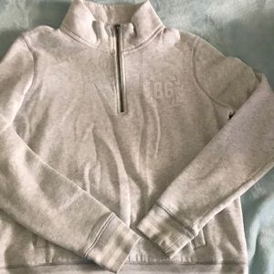VS Pink grey oullover