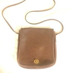 Vintage Coach Crossbody