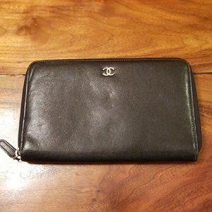 💯Authentic Chanel Organizer Wallet