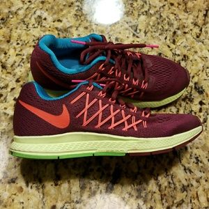 Womens NIKE Air Zoom Pegasus 32 N7 #811339-663