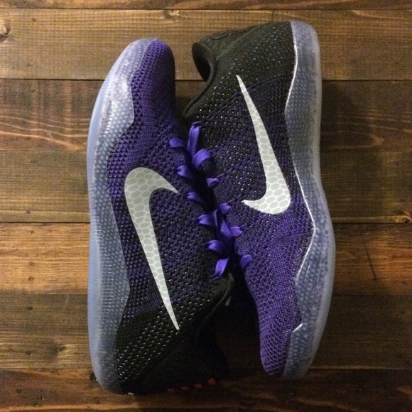 dafc7de1214 Kobe 11 eulogy purple and black. M 5a14f08f13302a31d7011e18